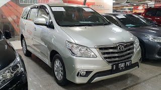 Download Video Toyota Grand New Kijang Innova 2.5 V A/T 2014 In Depth Review Indonesia MP3 3GP MP4