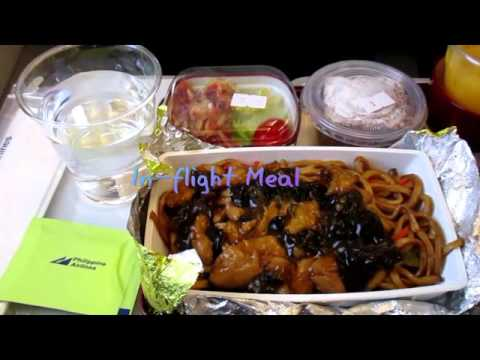 Philippine Airlines Flight PR359 Review - Beijing to Manila