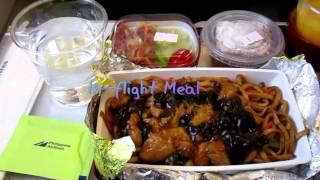 Philippine Airlines Flight PR359 Review - Beijing to Manila