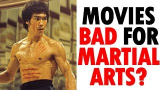 Are Martial Arts Movies BAD for Martial Arts? | Bullshido Exposed