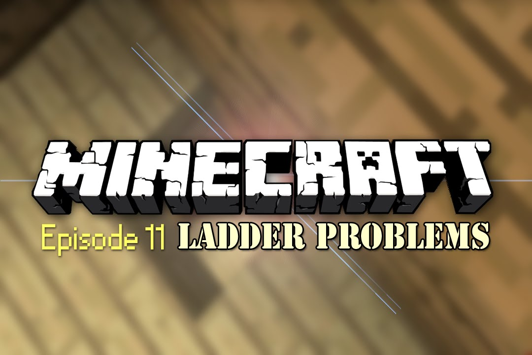 how to make a ladder in minecraft survival