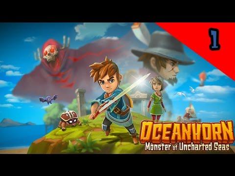 Oceanhorn: Monster Of Uncharted Seas ITA [1] Inizia Una Grande Avventura Alla Zelda! L'Oceanhorn!