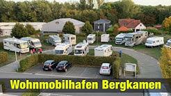 Wohnmobilhafen Bergkamen (Marina Rünthe) / womoclick