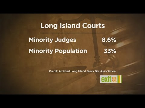 Minority Representation In LI's Justice System