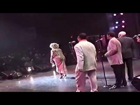 """Jose Alberto el """"Canario"""", Johnny Pacheco y Celia Cruz video por Jose Rivera 10:3:98"""