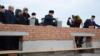 Муфтий Москвы заложил капсулу в строительство мечети