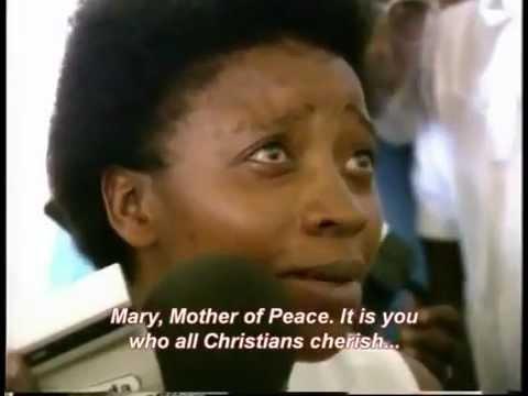 Kibeho Rwanda  Marian Apparitions of the 20th Century