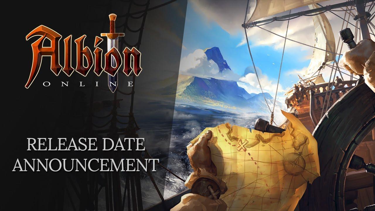 Albion online release date in Australia