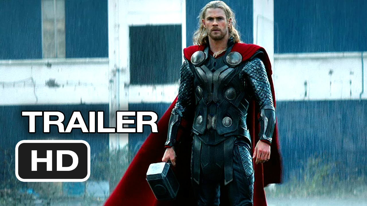 thor: the dark world official trailer #1 (2013) - chris hemsworth