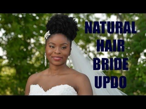 Natural Hair 4c Hairstyles Formal Updo