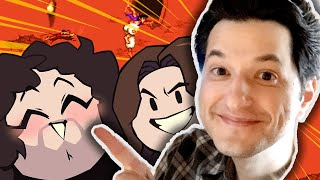 We play games with the voice of Sonic: BEN SCHWARTZ - Guest Grumps - Aladdin