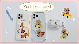 follow me ! …