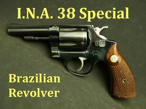 I N A  Tiger 38 Special Brazilian Revolver Review