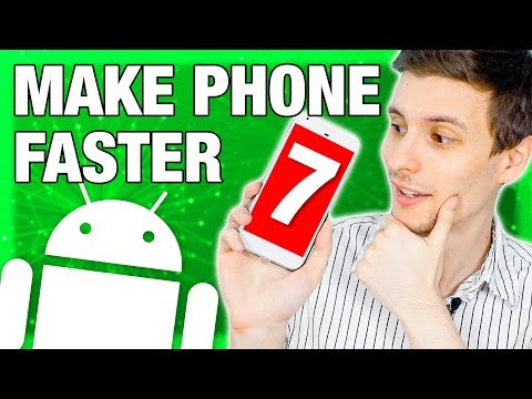 7 Tips to Make Your Android Phone Fast Again