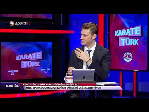 SPORTS TV Meltem HOCAOĞLU AKYOL Ve Serap ÖZÇELİK ARAPOĞLU Ile Karate Türk Programı