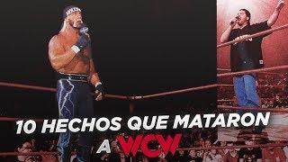 10 Hechos Que Mataron a La WCW