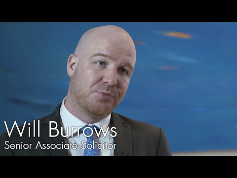 Will Burrows - Senior Associate Solicitor at Monaco Solicitor