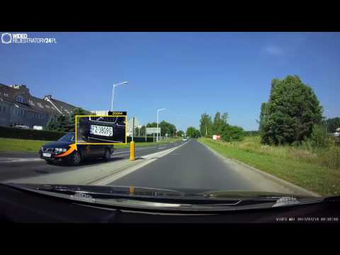 Viofo WR1 - Roadtest @1080p30