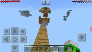 Minecraft SkyBlock challenge #1 40 Minutes GamePlays!!!!!!