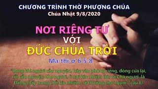HTTL THÀNH LỢI - Chương trình Thờ Phượng Chúa - 09/08/2020