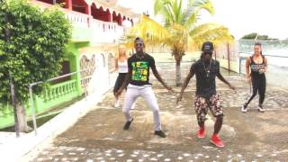 Vybz Kartel - Who Trouble Dem // Xqlusiv Dancers 2016