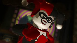 LEGO Batman 2: DC Super Heroes Walkthrough - Chapter 1 - Gotham Theatre