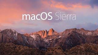 Как сделать загрузочную флешку с macOS Sierra для macbook