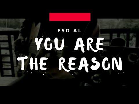 calum-scott-you-are-the-reason-lyrics-cover