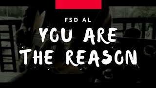 Download lagu Calum Scott You Are The Reason lyrics Cover