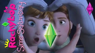 Now we can play Sims 4 (Love is an open door - Frozen Parody) | Rachybop and James (TheSimSupply)