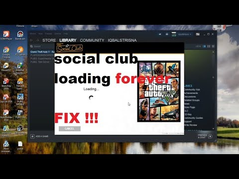 2019 FIX 100% SOCIAL CLUB LOADING FOREVER, SOCIAL CLUB ERROR  ( GTA V/5 )