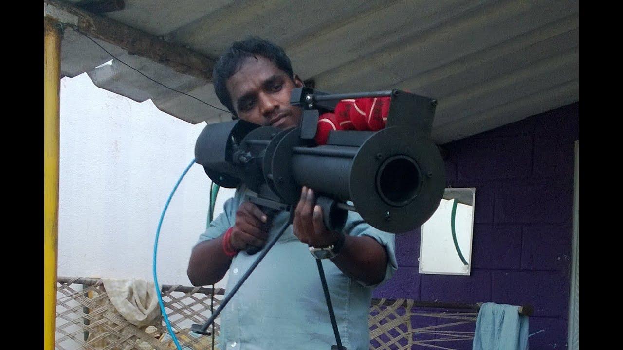 How to make water balloon launcher night fury youtube