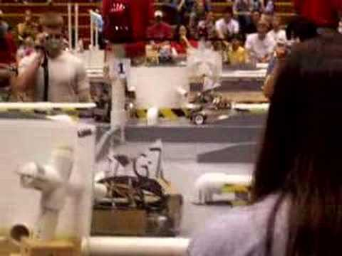 FEH 2006 Head-to-Head Robot Competition - Round Robin 3 - G7
