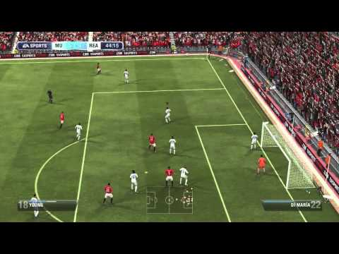 FIFA 13 Gameplay - Real Madrid vs. Manchester United (Full Game + Launch Impressions)