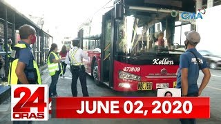 24 Oras Express: June 2, 2020 [HD]