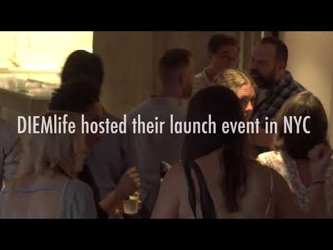DIEMlife Launch Event - NYC
