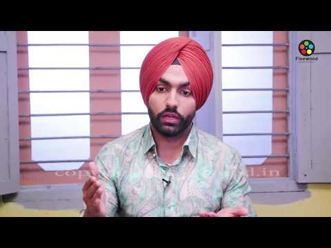 Ammy Virk II SAAB BAHADAR II FACE TO FACE II  NEW FILM II  FULL INTERVIEW II FIVEWOOD