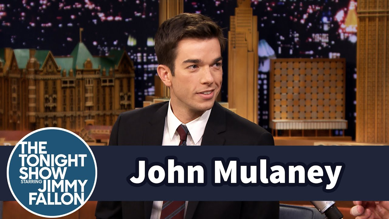 john mulaney height