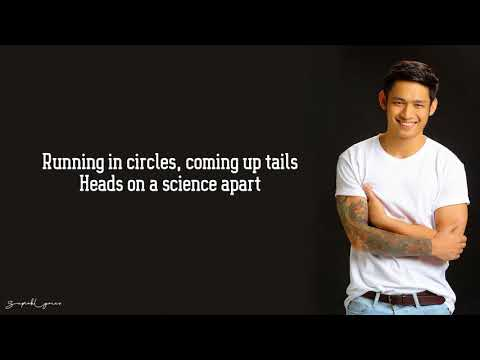 Michael Pangilinan - The Scientist (Lyrics)