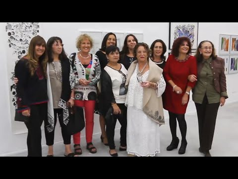 LATINAMERICAN WOMEN PRINTING MIAMI 2017 - Art&desing gallery
