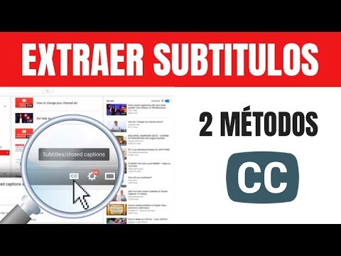 Cómo descargar VIDEOS CON SUBTÍTULOS de un vídeo de Youtube | 2 Métodos ?