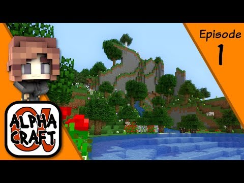 A Place To Call Home - Minecraft 1.13.2 - AlphaCraft (Ep.1)