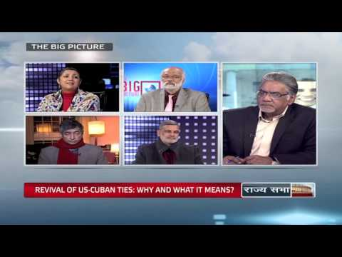 The Big Picture - US-Cuba ties: Why and what it means?