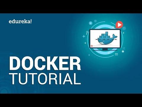 Docker Tutorial For Beginners | What Is Docker | DevOps Tools | DevOps Training | Edureka