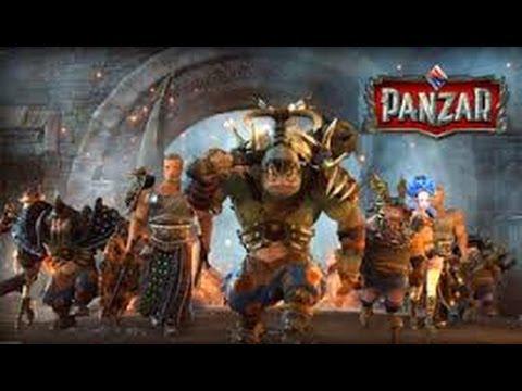 видео: panzar forged by chaos (Панзар): видео обзор сетевого боевика.  panzar регистрация.