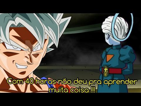 GOKU PRECISA FICAR MAIS FORTE CONTRA O PODER ATERRORIZANTE DO UNIVERSO 11 ?! | (sinopse) - Assistir Animes Online