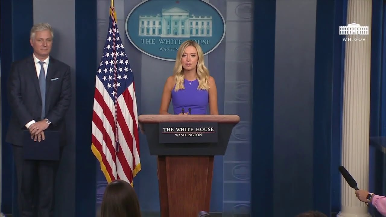 Kayleigh McEnany is the camera-perfect embodiment of Trump's ...