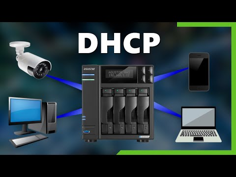 Mettre en place un Serveur DHCP sur un NAS Asustor