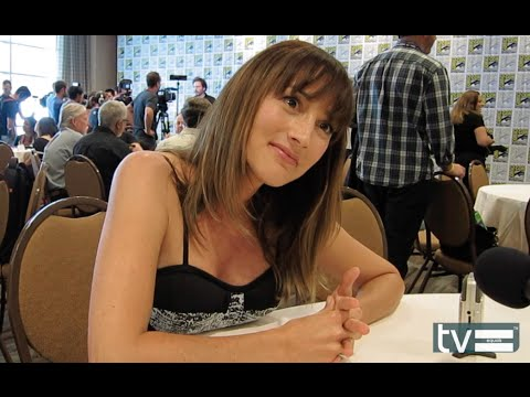 Bree Turner Interview - Grimm Season 4