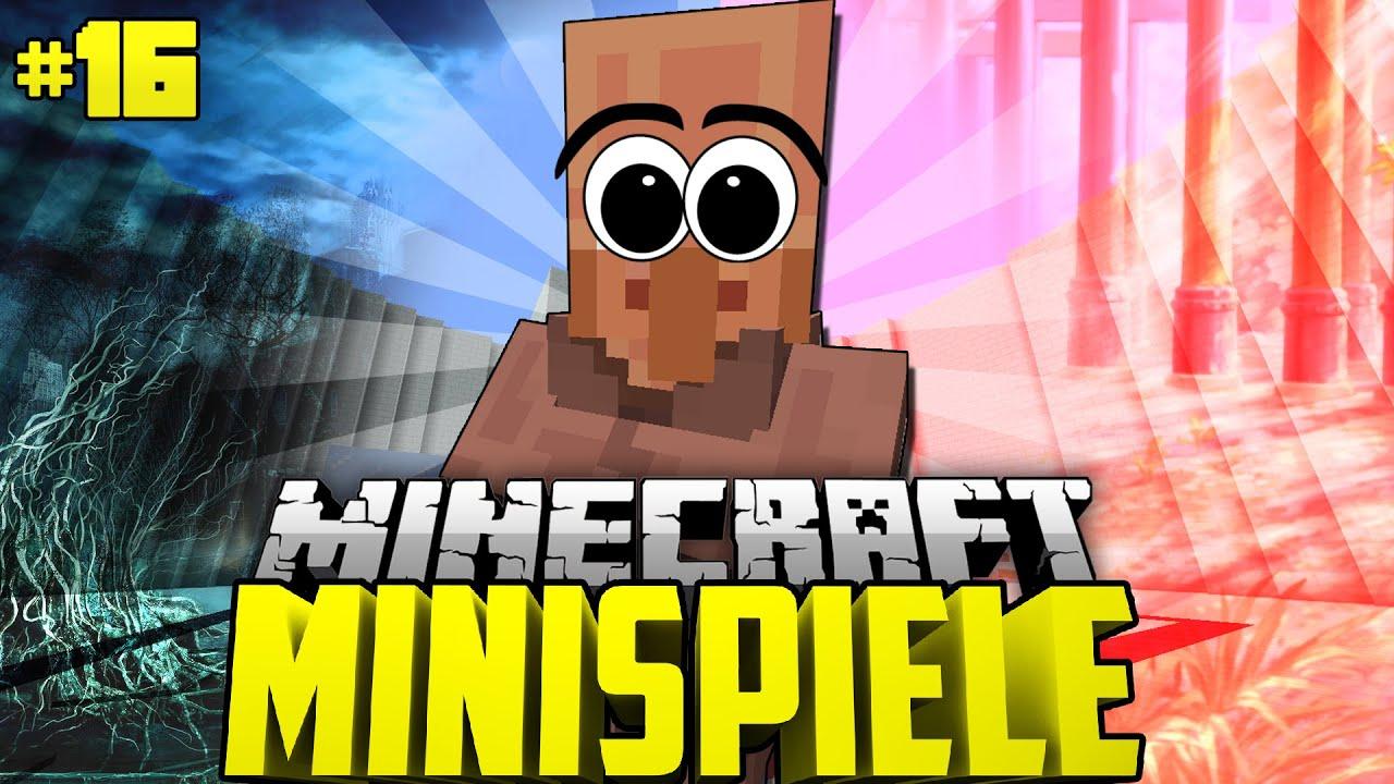 Minecraft V Google - Minecraft minispiele